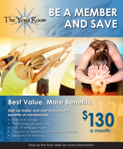 The Yoga Room Poster