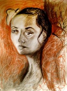 Woman sketch 1