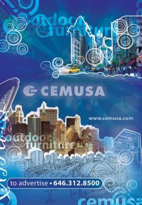 Cemusa Poster Design