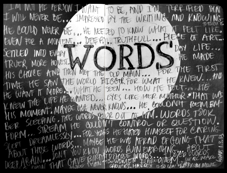 """Words"" the movie"