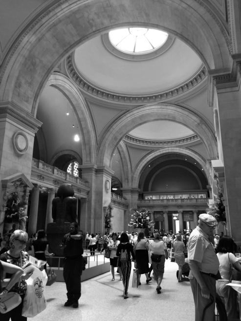 Inside MET NYC